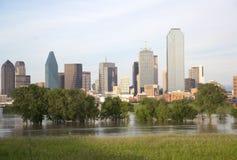 Dallas linia horyzontu Obraz Royalty Free