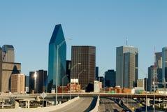 Dallas linia horyzontu Obraz Stock