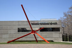 Dallas musuem of art Royalty Free Stock Image