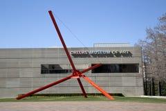 Dallas musuem of art Royalty Free Stock Image