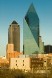Dallas Office buildings Stock Photo