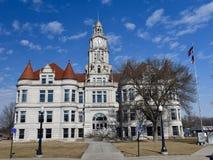Dallas okręgu administracyjnego gmach sądu Obrazy Royalty Free
