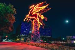 Dallas pegaz Zdjęcia Royalty Free