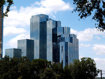 Dallas Skyline Royalty Free Stock Photos