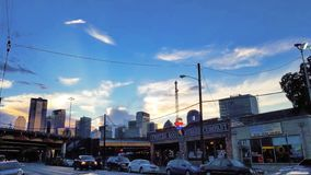 Deep Ellum views royalty free stock images