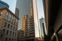 Dallas-Stadtbild Stockfotografie