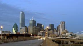Dallas Tejas Fotografía de archivo libre de regalías