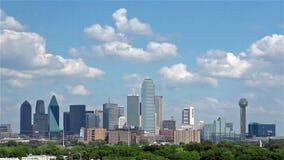 Dallas, Tejas los E.E.U.U. almacen de metraje de vídeo