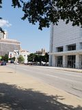 Dallas Texas royalty-vrije stock fotografie