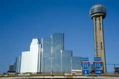 Dallas, Texas Royalty Free Stock Photography