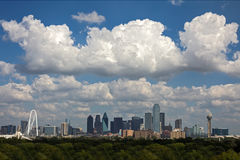 Dallas, Texas royalty-vrije stock afbeelding