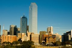 Dallas Texas Royalty Free Stock Photo