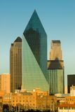 dallas texas Arkivfoto