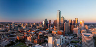 Dallas, Texas Cityscape Stock Images