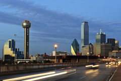 Dallas Texas Cityscape Stock Images