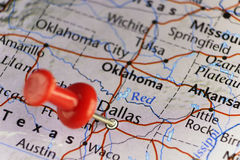 Dallas, Texas, EUA imagem de stock royalty free