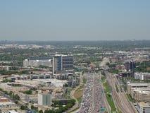 Dallas Texas Scenery photographie stock libre de droits