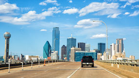 Dallas Texas  Skyline Royalty Free Stock Images
