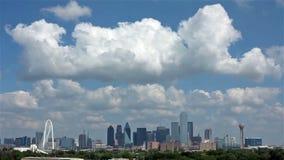 Dallas Texas USA lager videofilmer