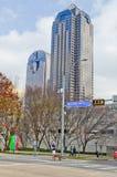 Dallas Texas van de binnenstad Royalty-vrije Stock Fotografie