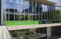 Dallas Theater Center Arkivfoto
