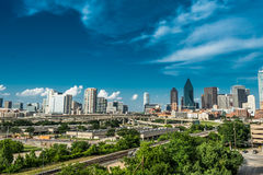 Dallas_Transpo Royalty Free Stock Image