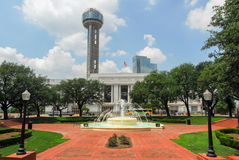 Dallas Union Station Stock Photos