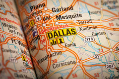 Dallas, Usa Stock Images