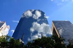 Dallas van de binnenstad Stock Foto's
