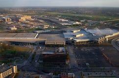 Dallas widok lotniczego Obraz Royalty Free