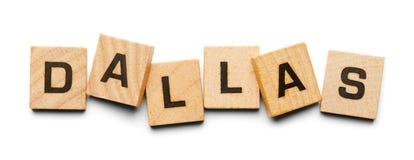 Dallas Wood Tiles image libre de droits