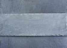 Dalle d'ardoise grise photo stock