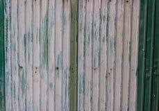 Dalle de zinc Photos libres de droits