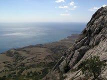 Dalle montagne al mare #0 Fotografie Stock Libere da Diritti