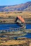 The Dalles Bridge Royalty Free Stock Photos
