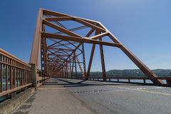 The Dalles Bridge Stock Images