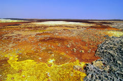 Dallol #5 Stock Images