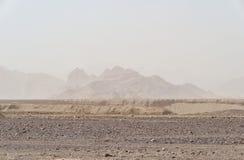 Dallol Danakil fördjupning, Etiopien Det varmmaste stället på jord Royaltyfri Foto