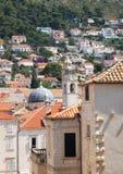 Dalmácia Dubrovnik na Croácia Imagem de Stock