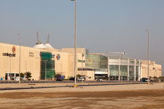 The Dalma Mall in Abu Dhabi Royalty Free Stock Image