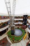 Dalma Mall Shopping Centre Abu Dhabi, Förenade Arabemiraten Arkivbilder