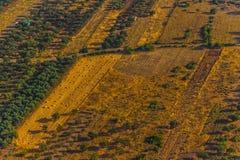Dalmatia aerial Royalty Free Stock Image