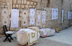 Dalmatia Dubrovnik in Croatia Royalty Free Stock Image