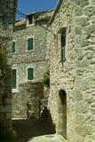 dalmatian дом традиционная Стоковое Изображение RF