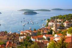 Dalmatian coast Stock Image