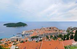 Dalmatian Coast Royalty Free Stock Images