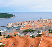 Dalmatian Coast Royalty Free Stock Photos