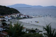 Dalmatian island Royalty Free Stock Photo