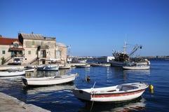 dalmatian port Obrazy Royalty Free