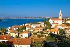Dalmatian Town of Kali, Ugljan, Croatia Royalty Free Stock Image